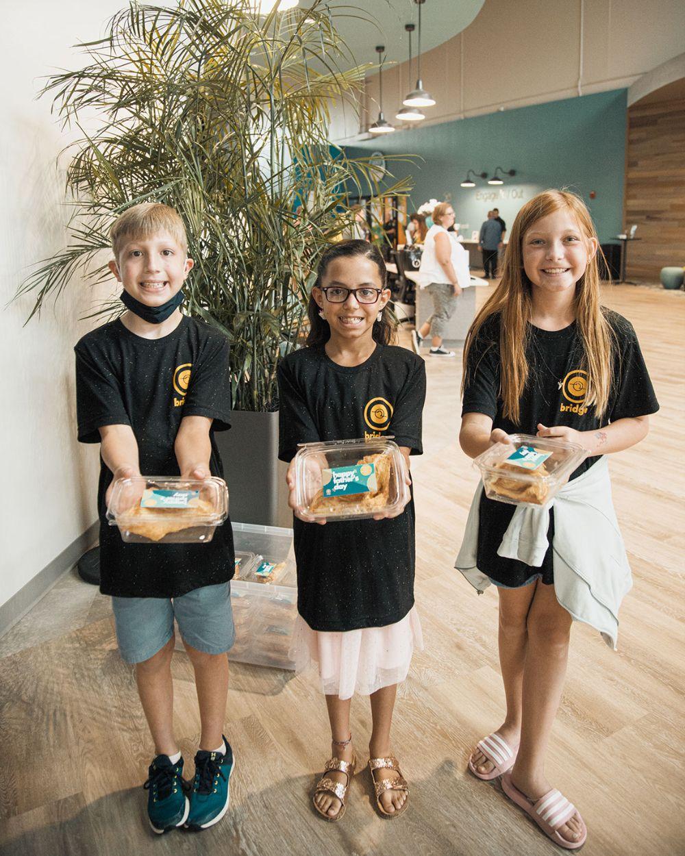Bridge Cookies & Kids