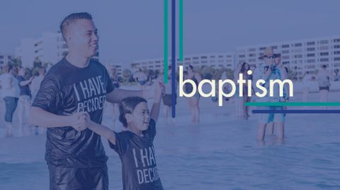 Baptism - Generic Event Image